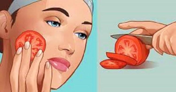 Польза не только на кухне: помидор как действенное средство лечения прыщей на лице