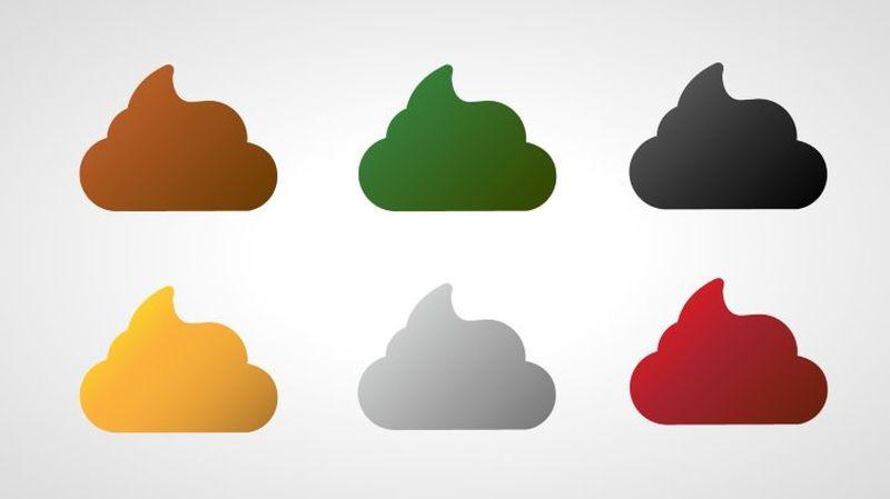 50 оттенков и не только серого: цвет кала как важный критерий состояния вашего здоровья