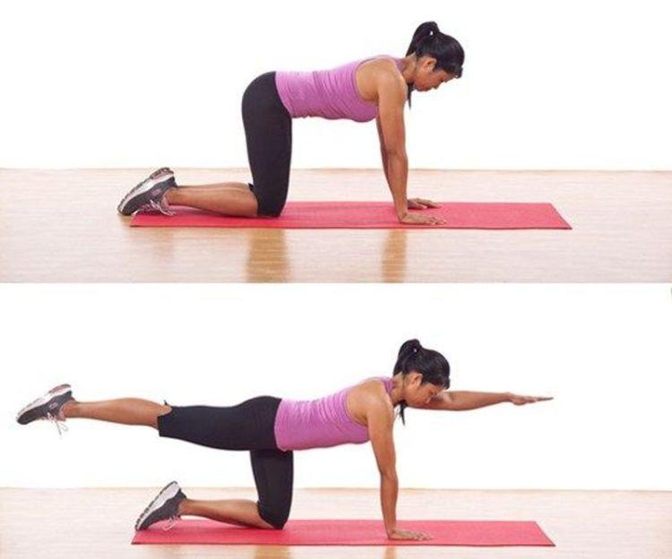 5 простых упражнений, которые преобразят ваше тело за 4 недели