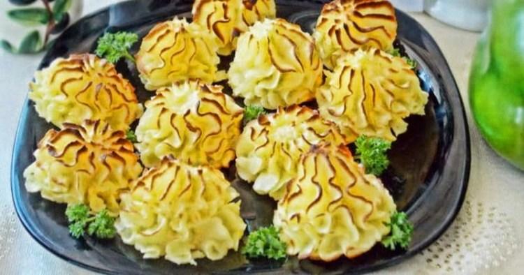 Если бы знать раньше: как оригинально подать простое картофельное пюре