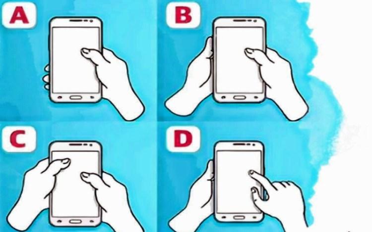 Стиль печатания на мобильном телефоне расскажет много чего о вашем характере