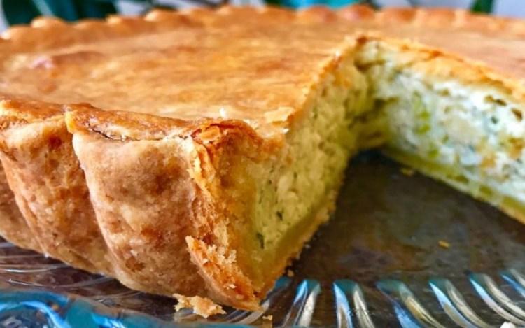 Как приготовить луковый пирог по вкусному рецепту