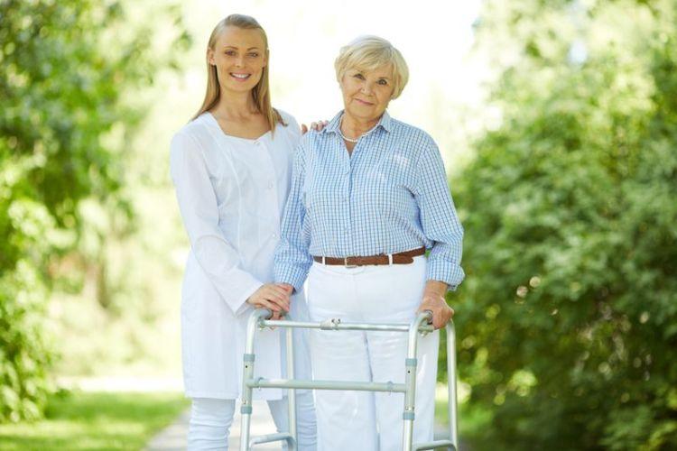 Ходунки для взрослых - как правильно подобрать?