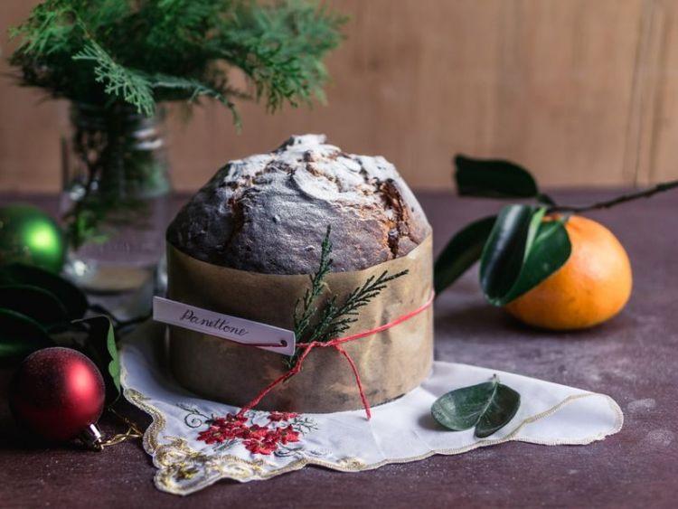 Как приготовить пышный миланскийпанеттоне по домашнему рецепту
