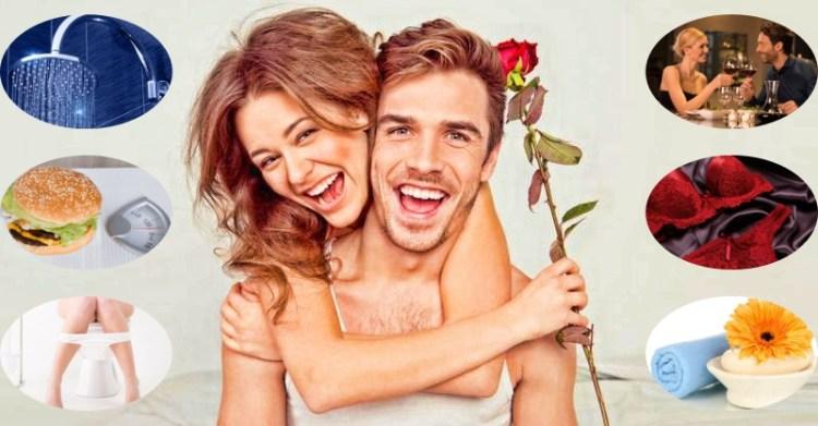 6 вещей, которые женщине надо избегать до и после секса