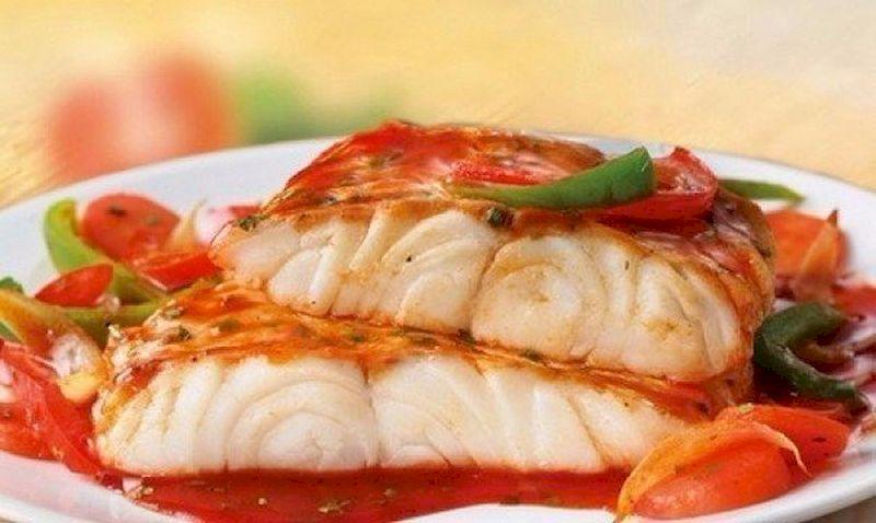 Рыба, приготовленная по французскому рецепту