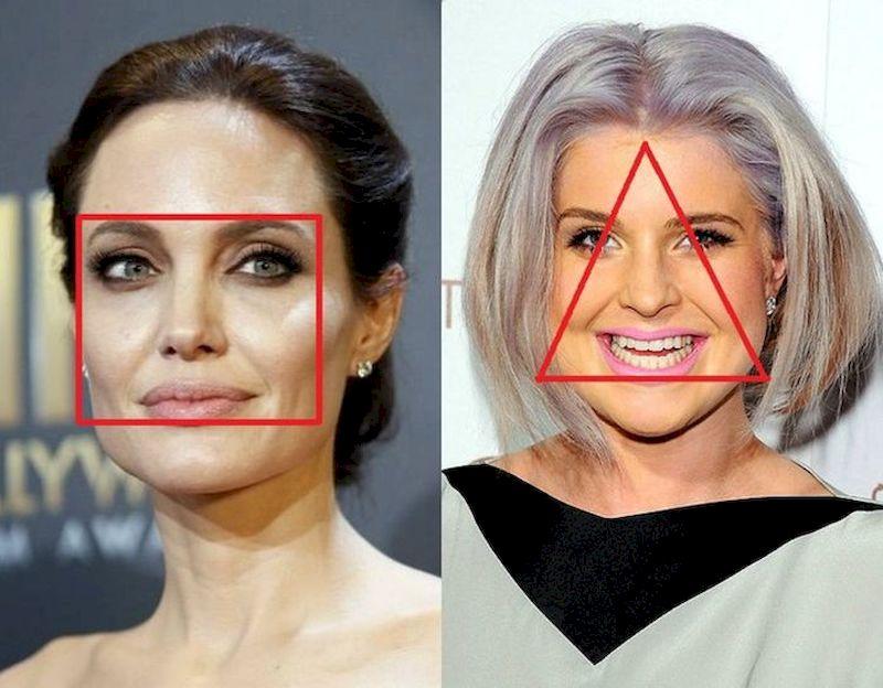 Овал или ромб: что форма лица может рассказать о вашем характере