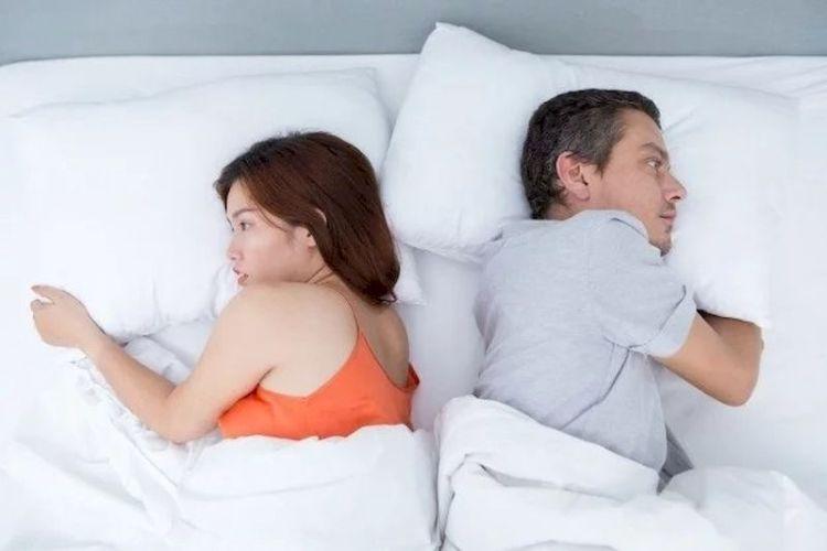 То, как вы спите, может многое рассказать о ваших отношениях