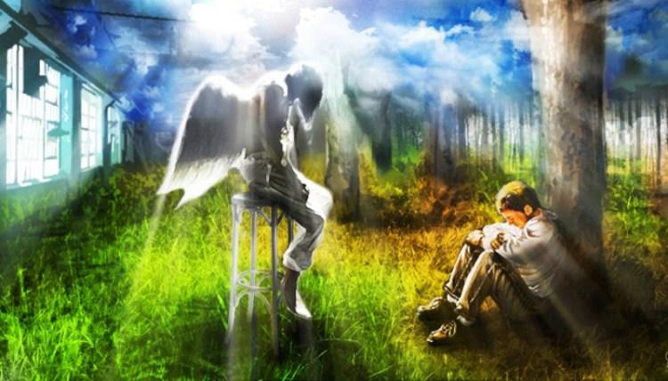 Тест определит, помогает ли вам ангел-хранитель, или махнул на вас рукой