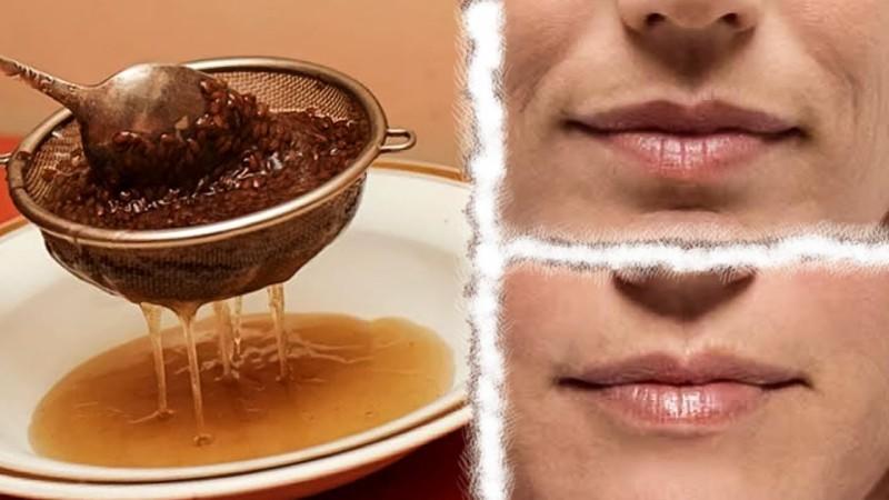 Льняное семя от морщин: рецепт маски для молодости кожи