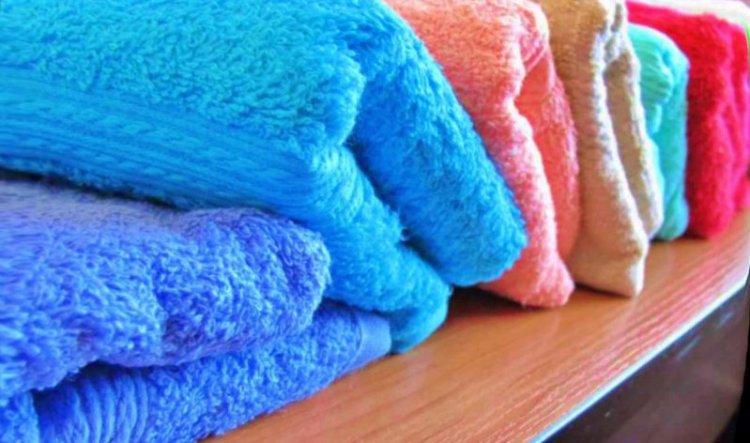 Как оживить махровые полотенца и сделать их вновь пушистыми и мягкими