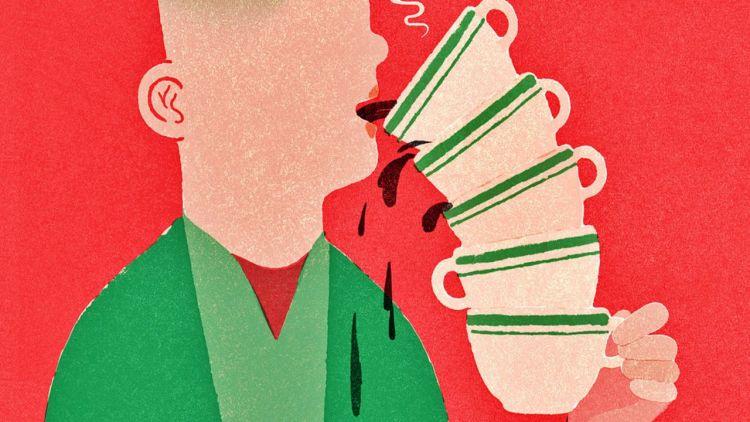 """Ученые выяснили, что значит """"пить много кофе"""""""