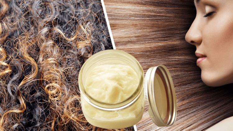 Рецепт простого домашнего средства, чтобы надолго выпрямить кудрявые волосы