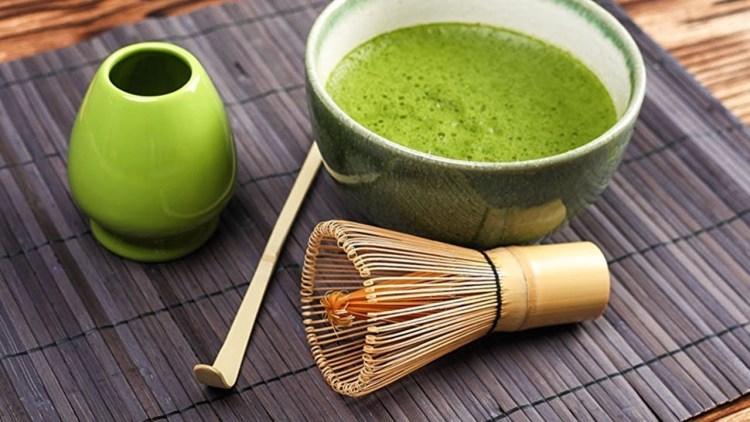 Польза японского чая матча