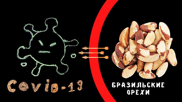 Как селен и продукты, богатые селеном, помогают в борьбе с Covid-19