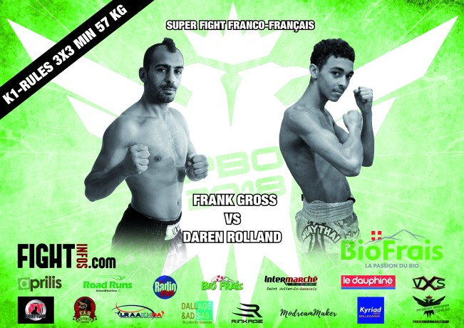 Phénix Boxing Only : Daren Rolland annonce sa victoire !