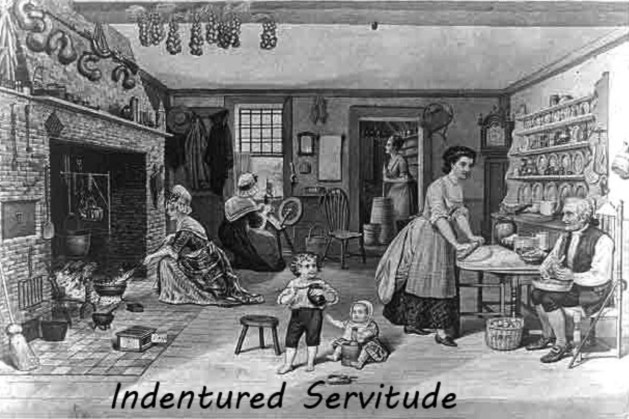 Indentured servant