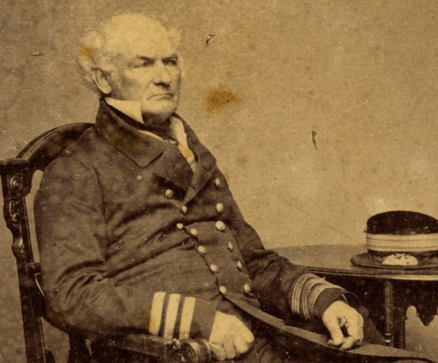 Commodore Hiram Paulding