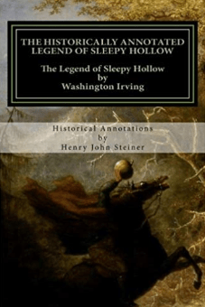 historically annotated legend of sleepy hollow