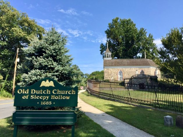 Old Dutch Church, Sleepy Hollow, NY