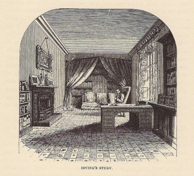 Irving's Study