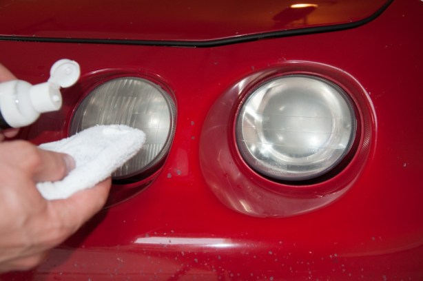 Turtle Wax Lens Clarifying Compound