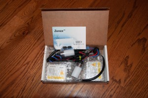 Zenex HID Kit (2 of 9)
