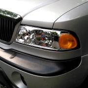 Upgrading Lincoln Navigator Headlights & Tail Lights