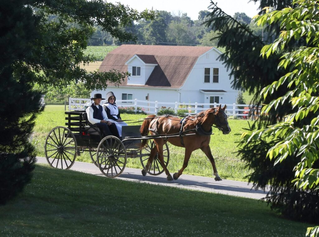 Amish Country Byway - Ohio