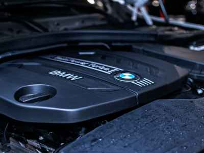BMW V6 Engine