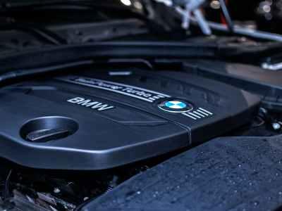 BMW V6 Engine
