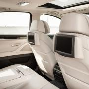 white leather car seats