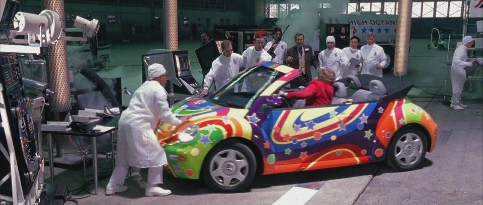 1999 Volkswagen Beetle convertible