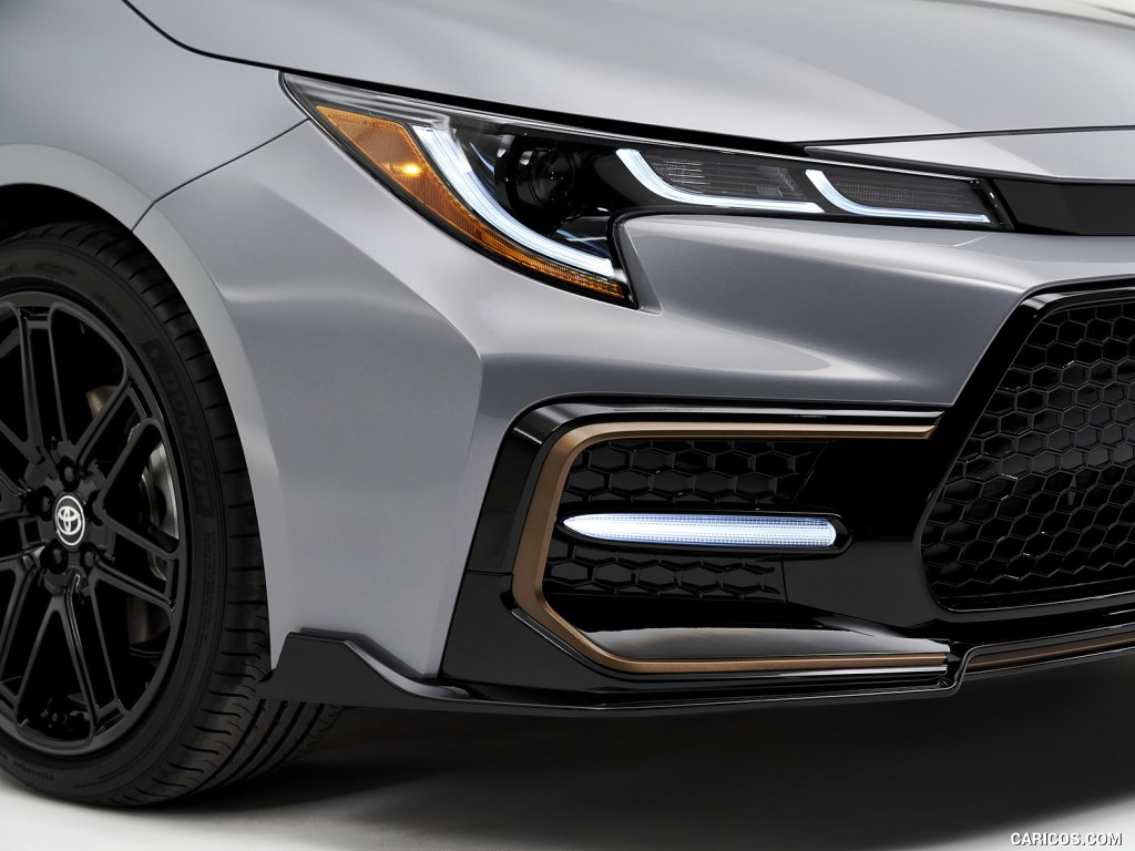 Corolla apex headlights