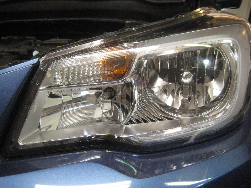 low beam outer area subaru forester