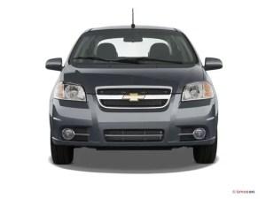 Chevrolet Aveo Headlight Bulb Size