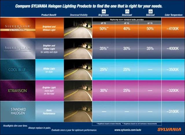Bmw Light Bulb Guide