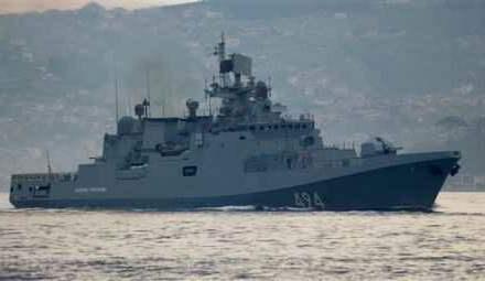 Rusia Siapkan Kapal Perang Setelah Serangan AS Ke Suriah