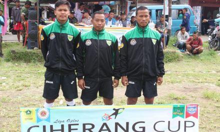Pertandingan Ciherang Cup Di Buka Wasit Berlisensi | Headline Bogor