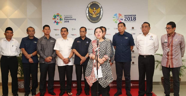 Pemerintah Himbau Sinergitas Pengamanan Jelang Asian Games 2018   Headline Bogor