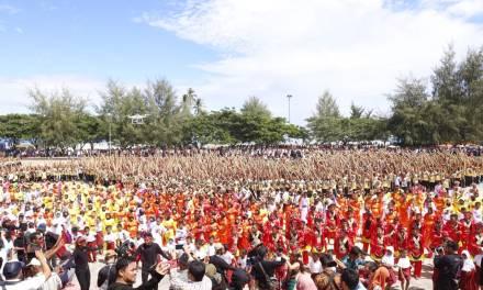 Headline Wisata | 2.000 Peserta Pertunjukan Musik Bambu Tada Festival Morotai Pecahkan Rekor Muri