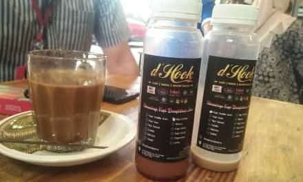 Headline Bogor | d'Hook Cafe, Bistro, Social House Kini Sedia Kopi Indonesia
