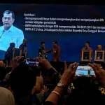 Headline Nasional | Kepala BNPB Dianugrahi Medali Tokoh Standarisasi Nasional 2019