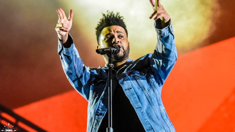 LOLLAPALOOZA PARIS: L'ultra récompensé The WEEKND plébiscité par 60.000 fans !
