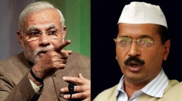 Narendra Modi _kejriwal