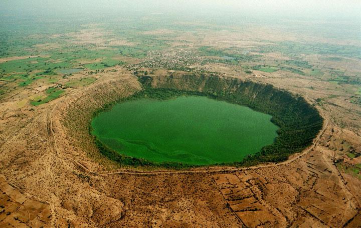 Lonar Lake, Maharashtra