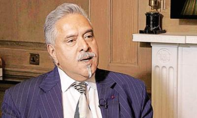 Vijay Mallya detained in ED