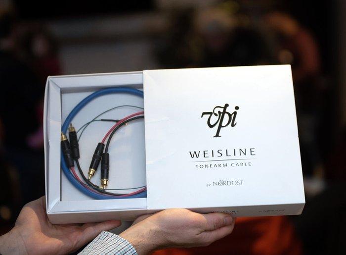 VPI Weisline Tonearm Cable