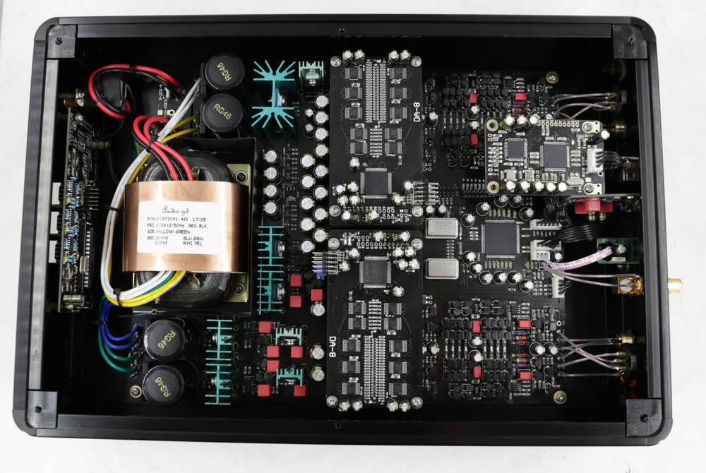 Audio-gd R2R-1 FPGA PCM/DSD DAC