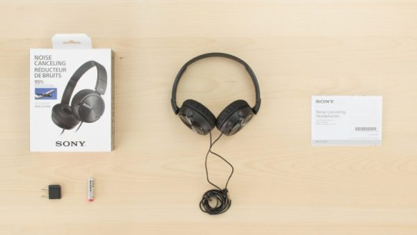 Sony MDRZX110NC Disturbance Closing Headphones